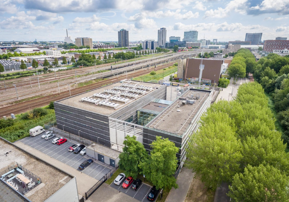 Naritaweg Amsterdam